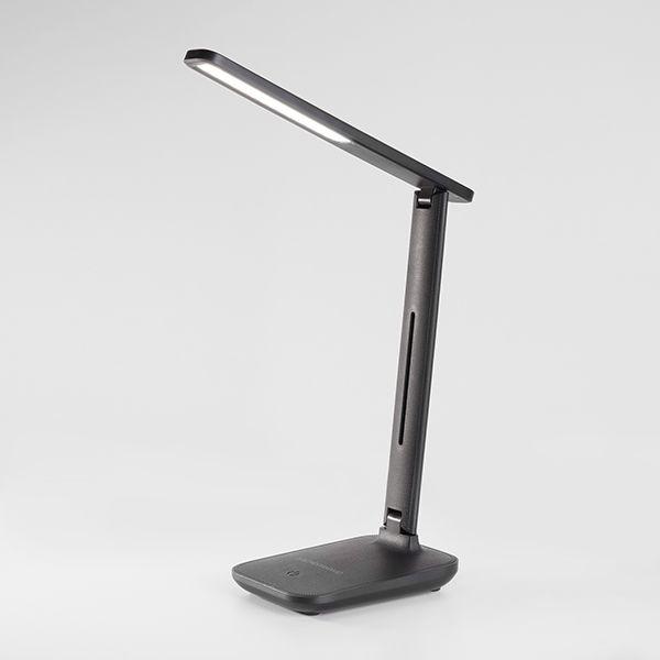 Светодиодный настольный светильник Pele черный (TL80960)